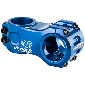 Chromag Ranger V2 Stem Ø 31,8 mm blue